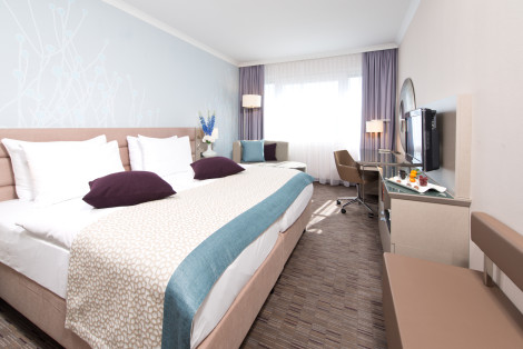 Hotel Crowne Plaza Berlin - City Ctr Nurnberger