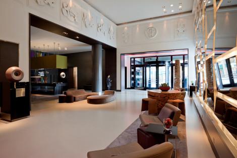 Hotel Andaz Liverpool Street London -a Hyatt Hotel