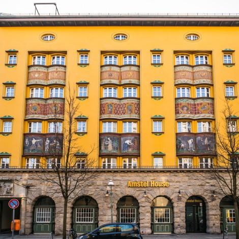 Amstel House Hostel Berlin Hotel