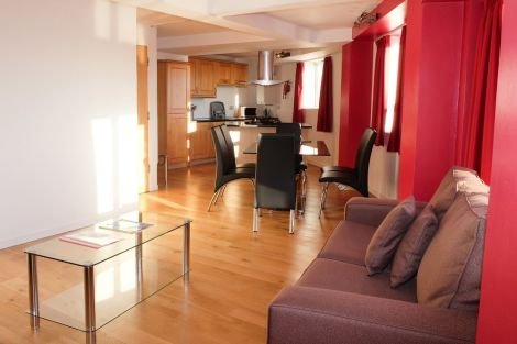 Apartamentos Access Farringdon