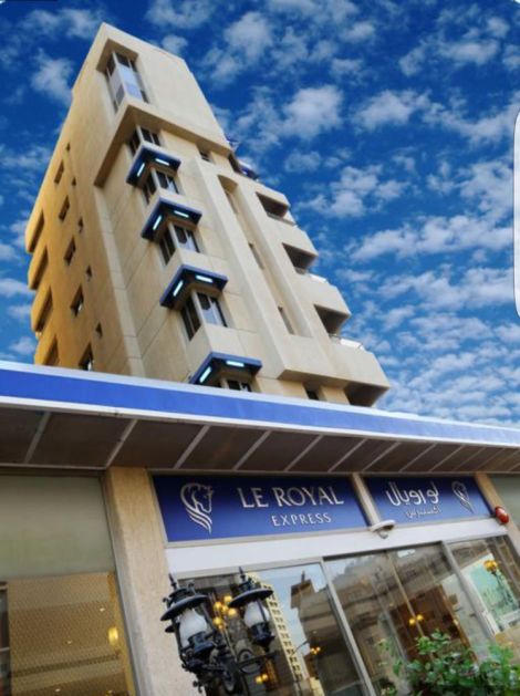 Hotel Le Royal Express Hotel