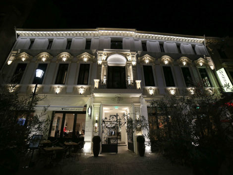 HotelThe Mansion Boutique Hotel