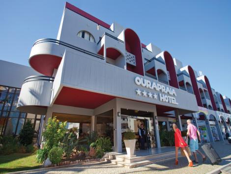 Hotel Muthu Oura Praia Hotel - Albufeira
