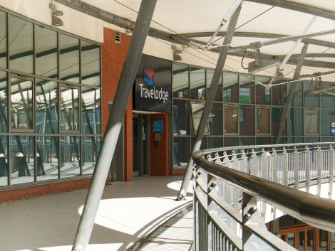 Hôtel Travelodge Birmingham Central Broadway Plaza