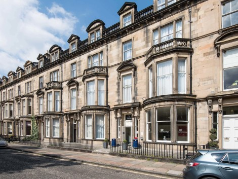 Travelodge Edinburgh Learmonth Hotel