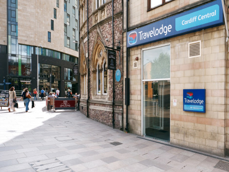 Travelodge Cardiff Central Hotel