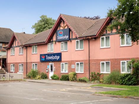 Travelodge Derby Chaddesden Hotel