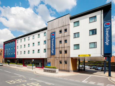 Hotel Travelodge Ipswich