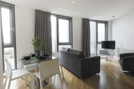 Apartamentos Belvedere Olympic One Eighty