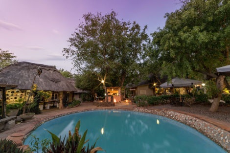 Hotel Victoria Falls Backpackers