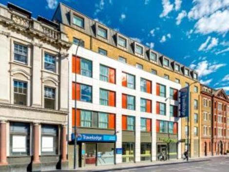 Hotel Travelodge London Vauxhall