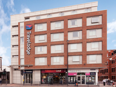 Travelodge Maidenhead Central Hotel