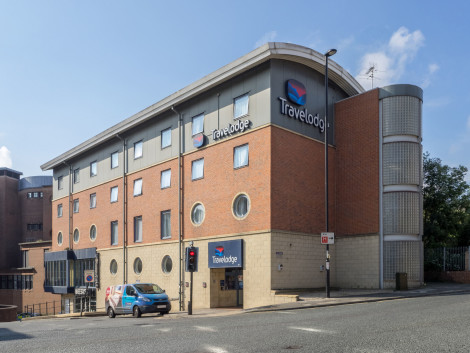 Travelodge Newcastle Central Hotel