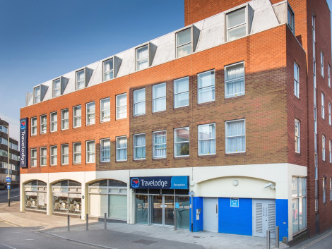 Hotel Travelodge Norwich Central Riverside