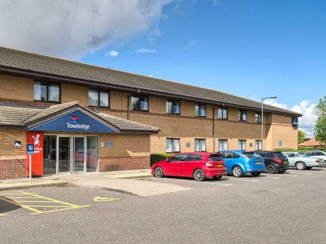 Travelodge Peterborough Eye Green Hotel