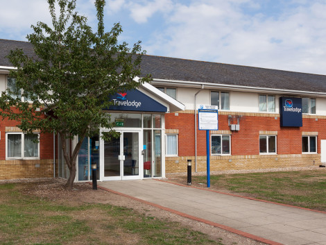 Travelodge Reading M4 Eastbound Hotel