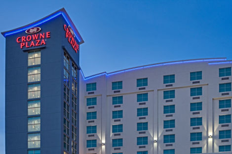 HotelCrowne Plaza FT. LAUDERDALE AIRPORT/CRUISE