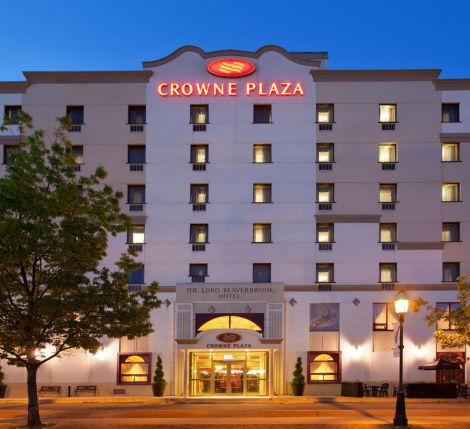 Hotel Crowne Plaza Fredericton-lord Beaverbrook