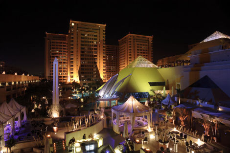 Hotel Intercontinental Citystars Cairo