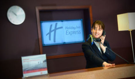 Hotel Holiday Inn Express Dublin Airport
