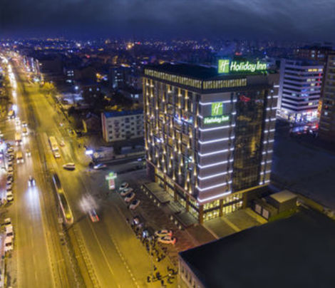 Hotel Holiday Inn KAYSERI - DUVENONU