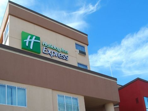 Hotel Holiday Inn Express & Suites Los Angeles Downtown West