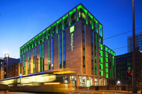 Holiday Inn Manchester - City Centre Hotel