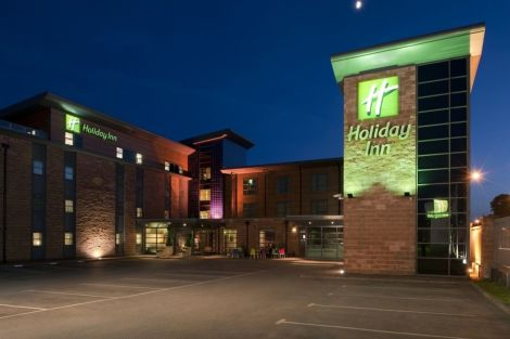 Holiday Inn Manchester - Central Park Hotel