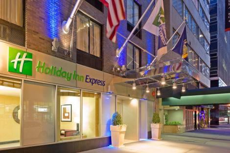 Hotel Holiday Inn Express New York City-wall Street
