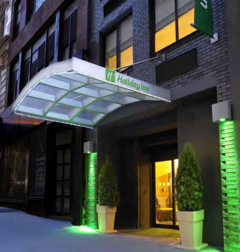 Hotel Holiday Inn New York City - Wall Street