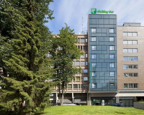 HotelHoliday Inn TAMPERE - CENTRAL STATION