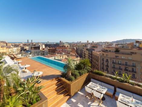 Hotel The One Barcelona Gl