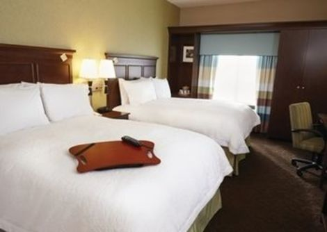 Hotel Hampton Inn & Suites Roanoke-Downtown