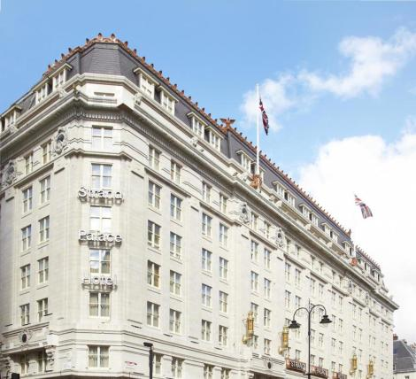 Strand Palace Hotel + Tickets To Mamma Mia! Musical Hotel