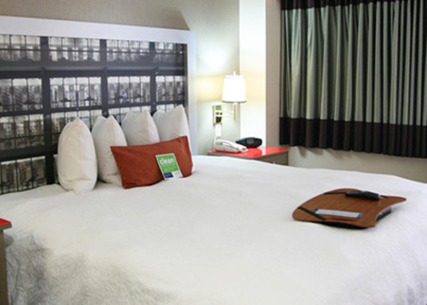 Hampton Inn Manhattan Madison Square Garden Area Hotel