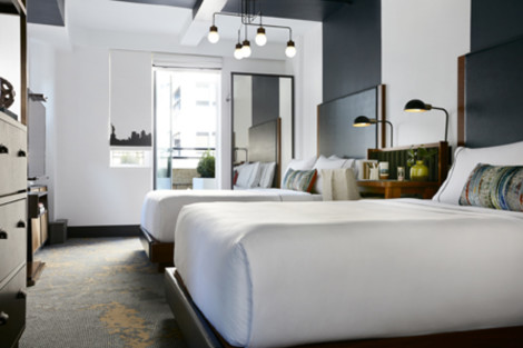 Hotel The Renwick Hotel New York City, Curio Collection By Hilton