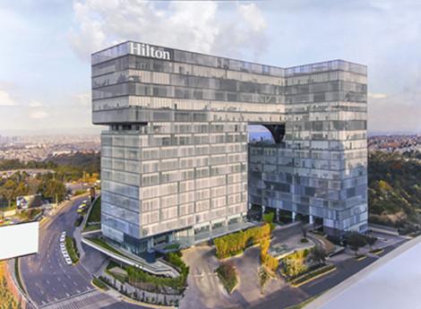 Hotel Hilton Mexico City Santa Fe