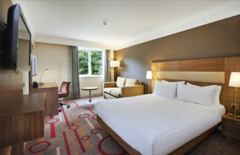 Doubletree By Hilton Hotel Newbury North Hotel