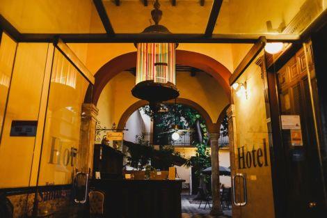 HotelHotel Santiago Trinidad