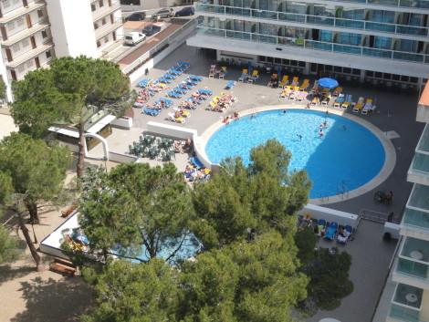 Apartamentos Ohtels Villa Dorada