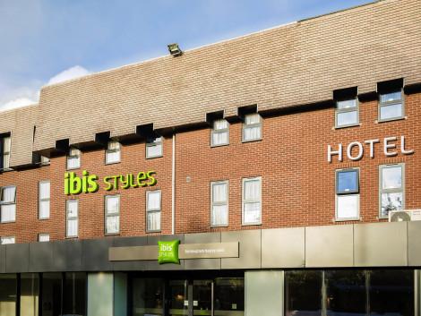 Ibis Styles Birmingham Hagley Road Hotel