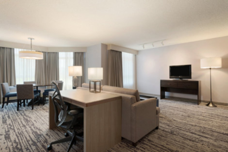 HotelEmbassy Suites by Hilton Atlanta at Centennial Olympic Park