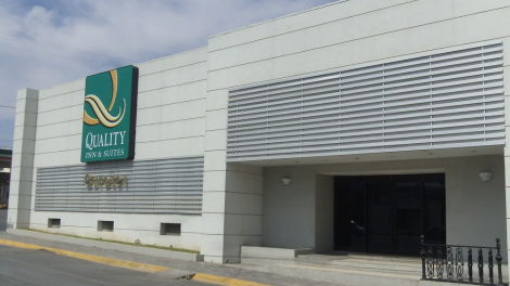 HotelQuality Inn & Suites Saltillo Eurotel
