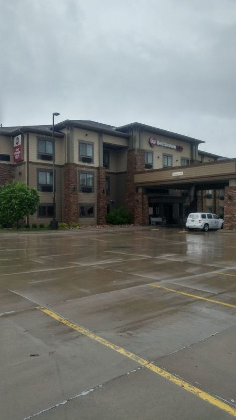 Hotel Best Western Plus Grand Island Inn & Suites