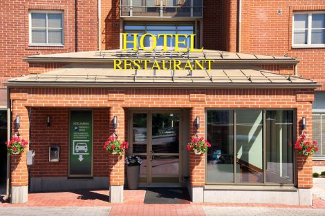 Hotel Best Western Hotel Vallonia