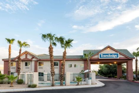 Hotel Travelodge Phoenix