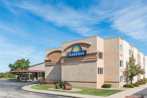 Hotel Days Inn by Wyndham Kirksville