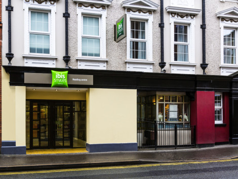 Ibis Styles Reading Centre Hotel