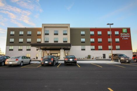Hotel Holiday Inn Express & Suites KIRKSVILLE - UNIVERSITY AREA