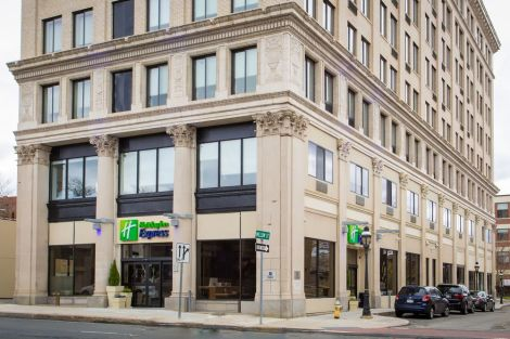 Hotel Holiday Inn Express SPRINGFIELD DOWNTOWN